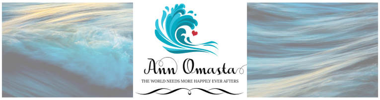 Ann Omasta, USA Today bestselling author